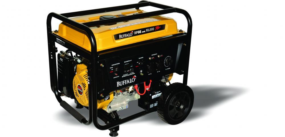 260fd5ddad9 Gerador de energia Buffalo BFGE 10.000 PLUS 10Kva - Partida Elétrica -  Monofásico - 115 230v